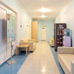 Фото интерьера медицинского центра Ванклиник