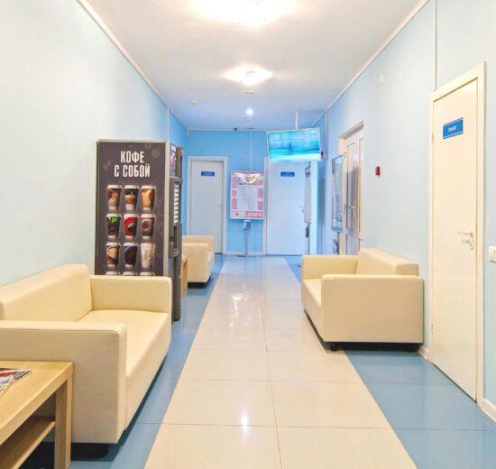 Хол медицинского центра ВанКлиник