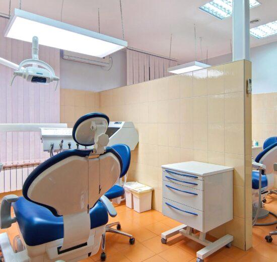 Стоматологические кресала-установки