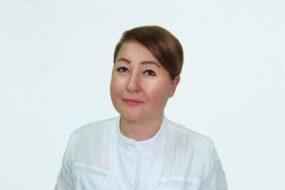 Щербакова Ирина Алексеевна